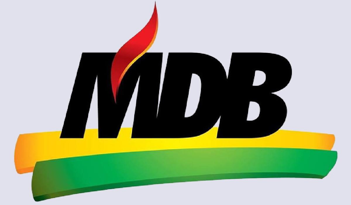 Comissão Executiva do MDB TO cancela Convenção e não participará da Eleição Suplementar