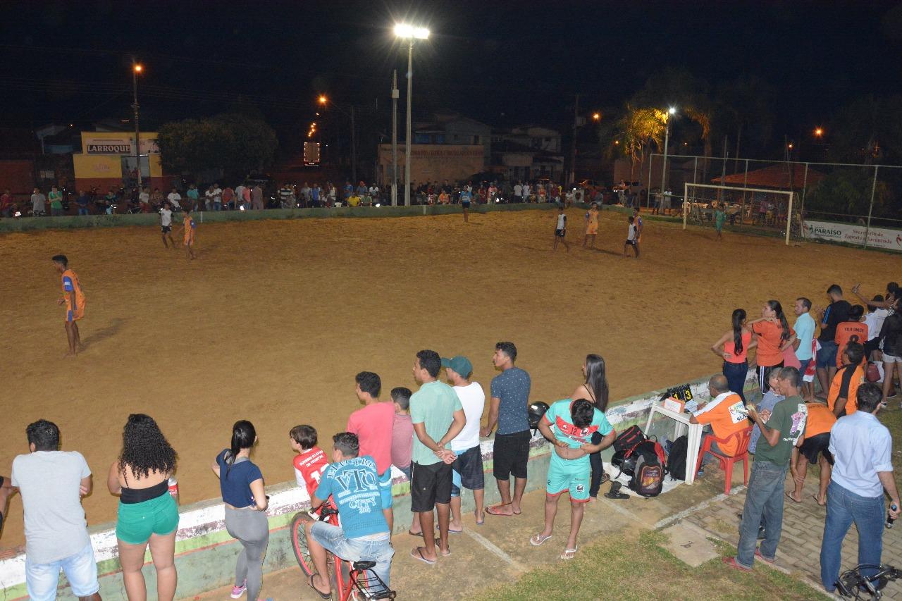 Prefeitura realiza Copa Paraíso de Beach Soccer que conhece seus campeões