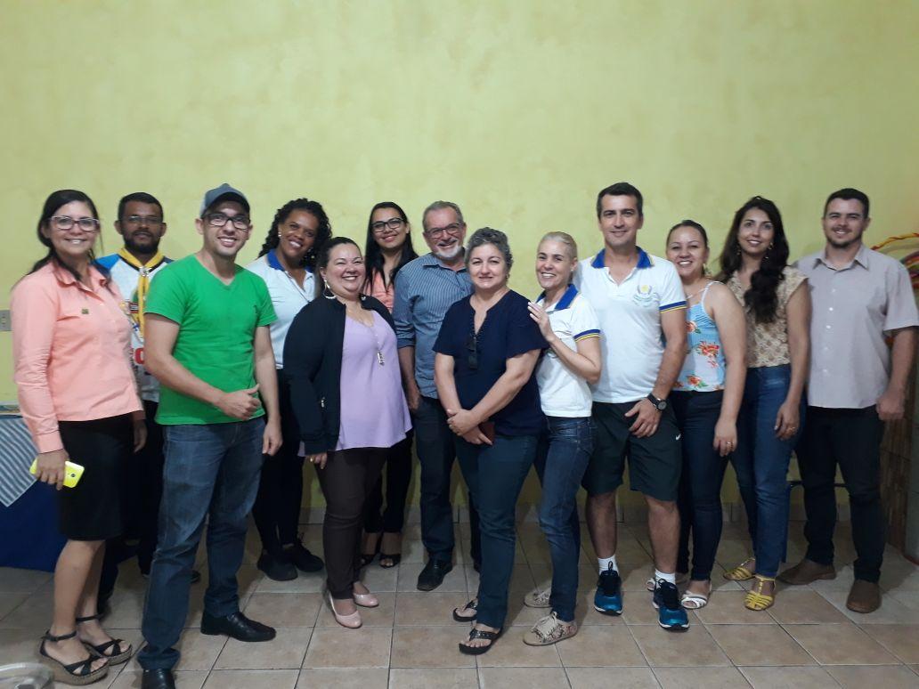 APAE Paraíso realiza primeira reunião com parceiros visando IX Olimpíada das APAEs