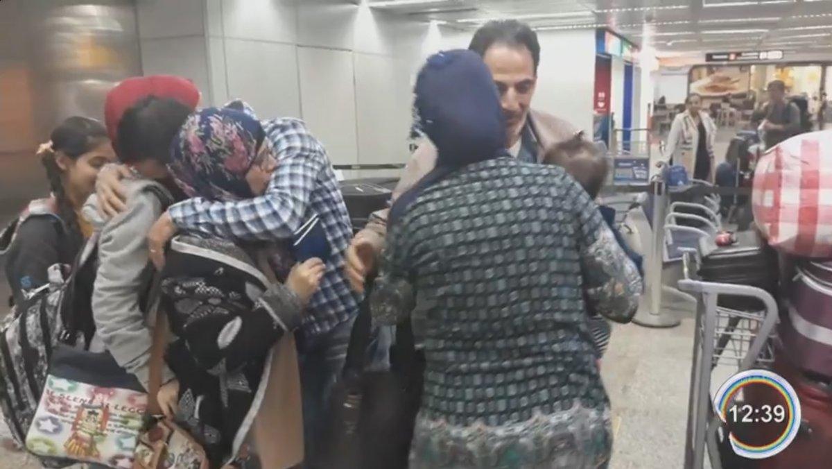 Com venda de lanches árabes em SP, refugiado sírio resgata família da guerra
