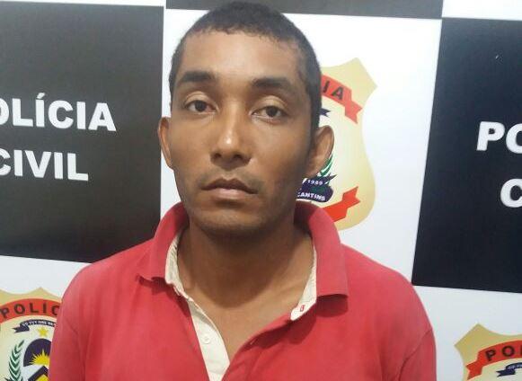 Polícia Civil prende principal suspeito de estuprar idosa em Guaraí