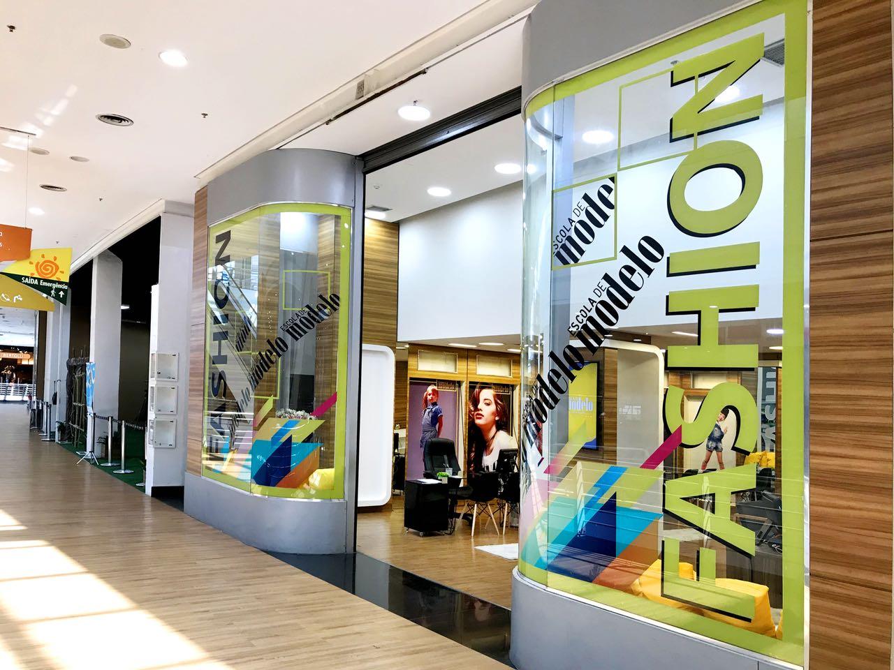 Escola de Modelo é novidade no Boavista Shopping, em São Paulo
