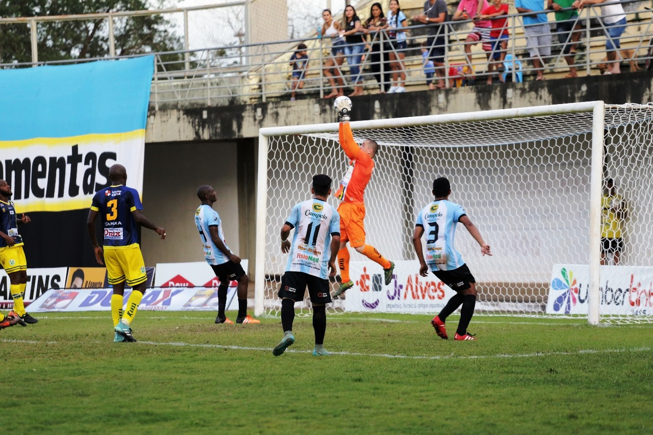 Sparta empata e Interporto perde na estréia do Brasileiro da Série D