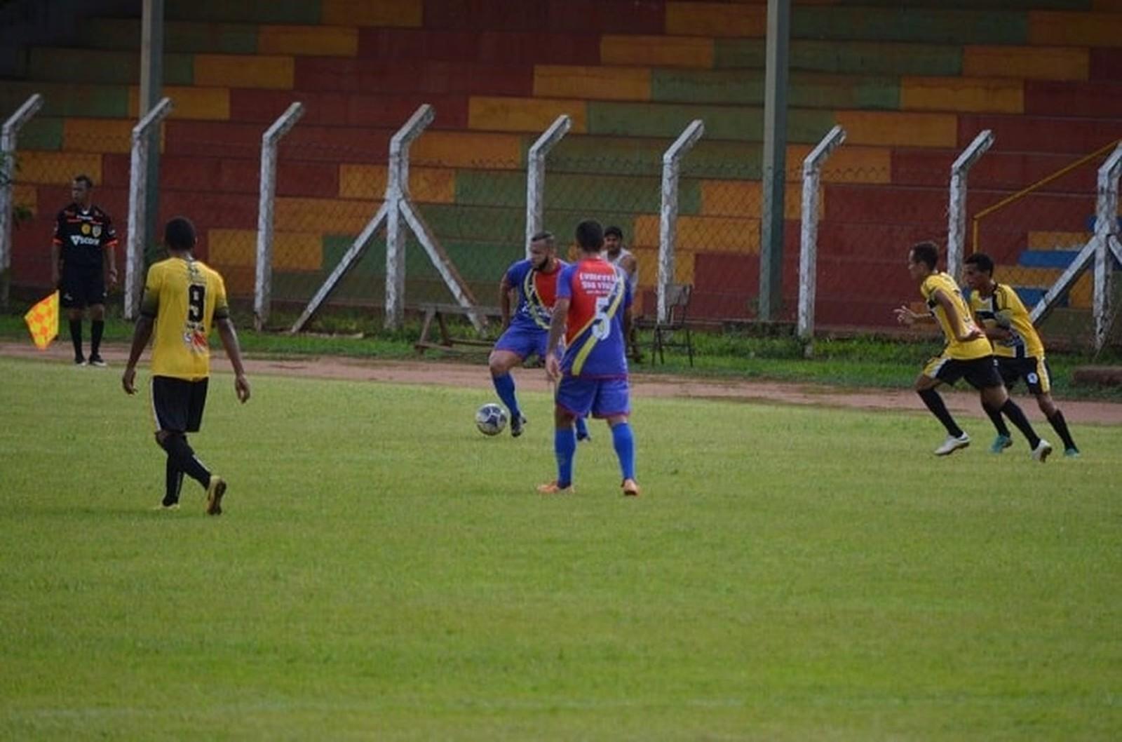 Arsenal x Araguacema vão decidir o título do Campeonato Estadual Amadorzão
