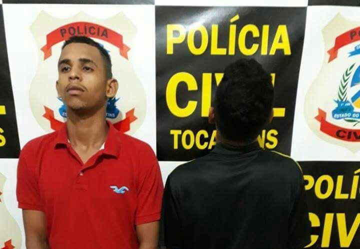 Polícia Civil de Paraíso prende maior e recaptura menor foragido da justiça ambos pela prática de crimes