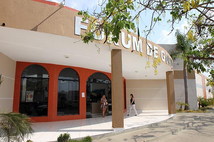 Correições: Corregedoria-Geral da Justiça chega à Comarca de Gurupi