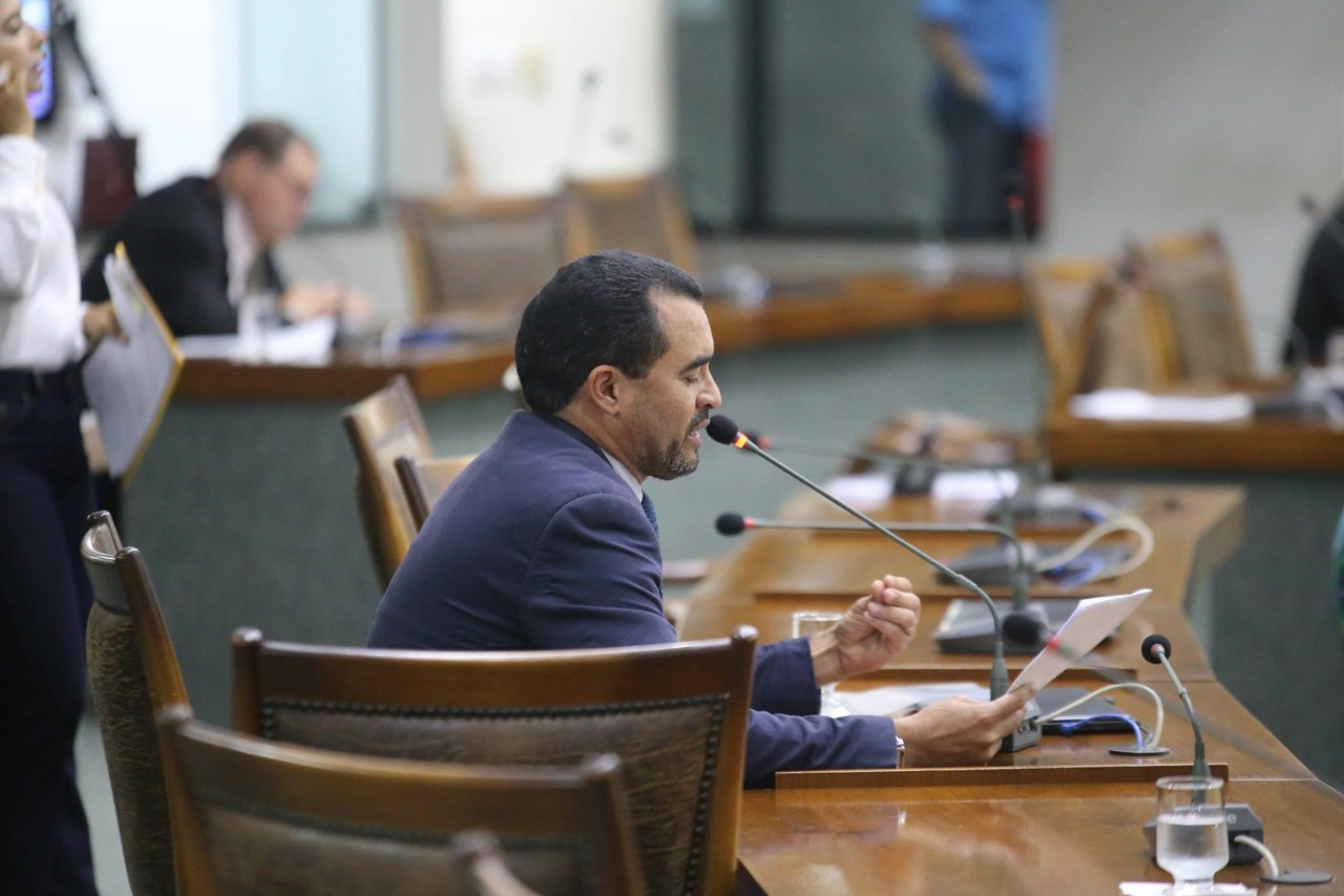 19 requerimentos de Wanderlei foram aprovados com pedidos de melhorias para municípios