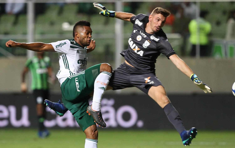 Sem ser vazado, João Ricardo enaltece vitória maiúscula do América Mineiro contra o Botafogo e pede cabeça no lugar em decisão diante do Palmeiras