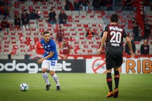 Em meio a maratona de jogos por diferentes competições, Robinho destaca força do elenco do Cruzeiro antes de clássico