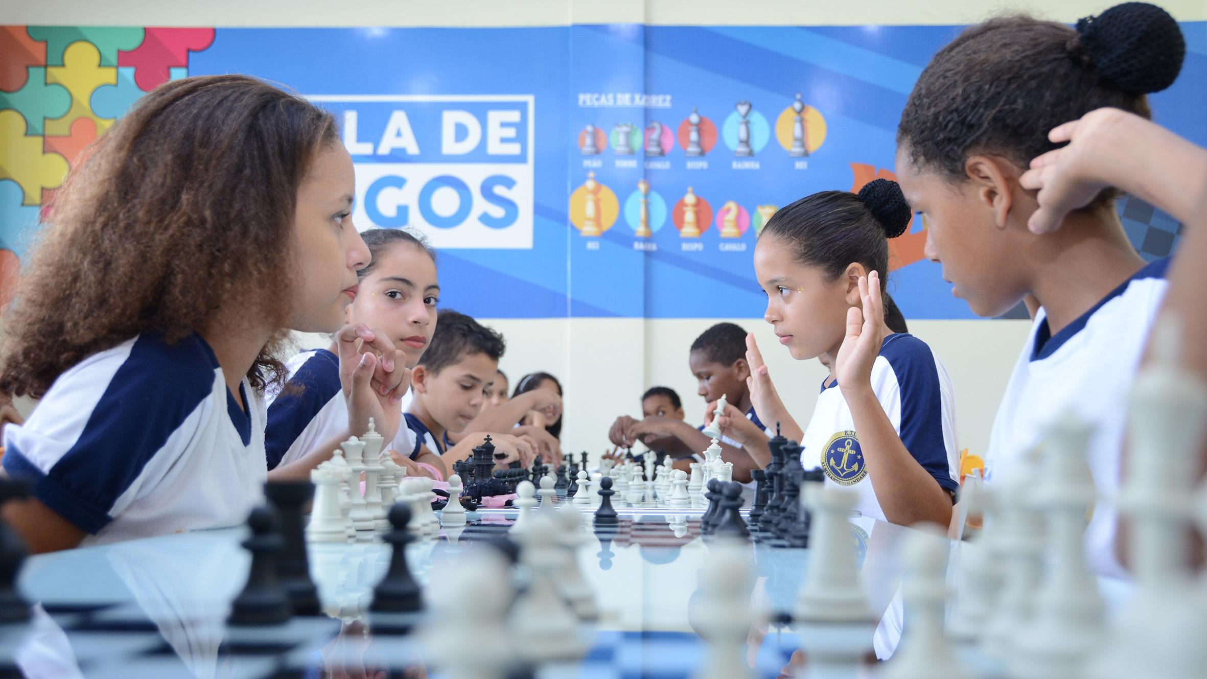 Jogos Escolares de Palmas iniciam nesta quarta-feira, 16