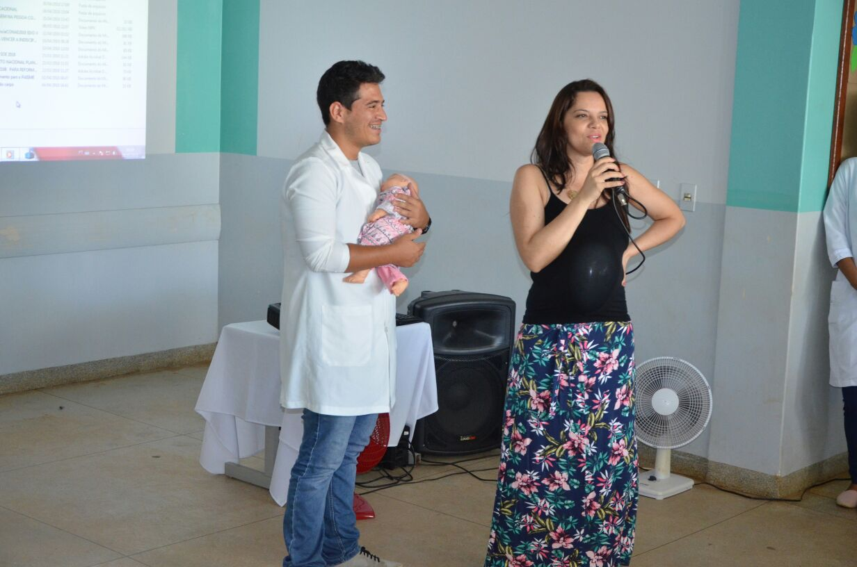 8ª Semana do Bebê: Peça teatral aborda cuidados na gestação e primeira infância
