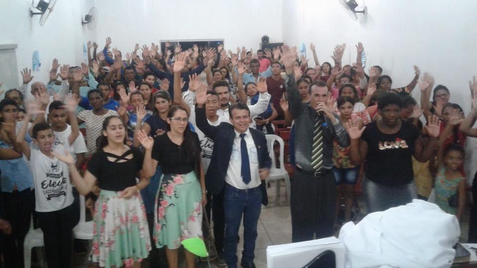 Vereador JC, de Paraíso, recebe apoio de líder evangélico de Palmas