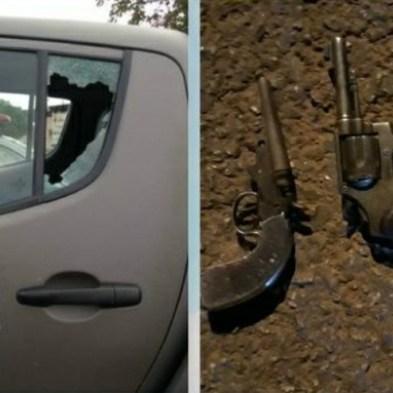 Suspeitos de roubar carro de Uber morrem em confronto com a Polícia Militar af83bc86abfcb