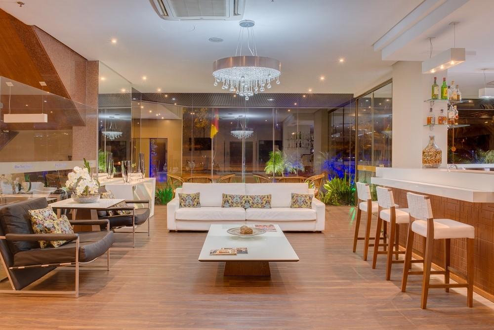 Blue Tree Porto Alegre oferece locação de salas por hora