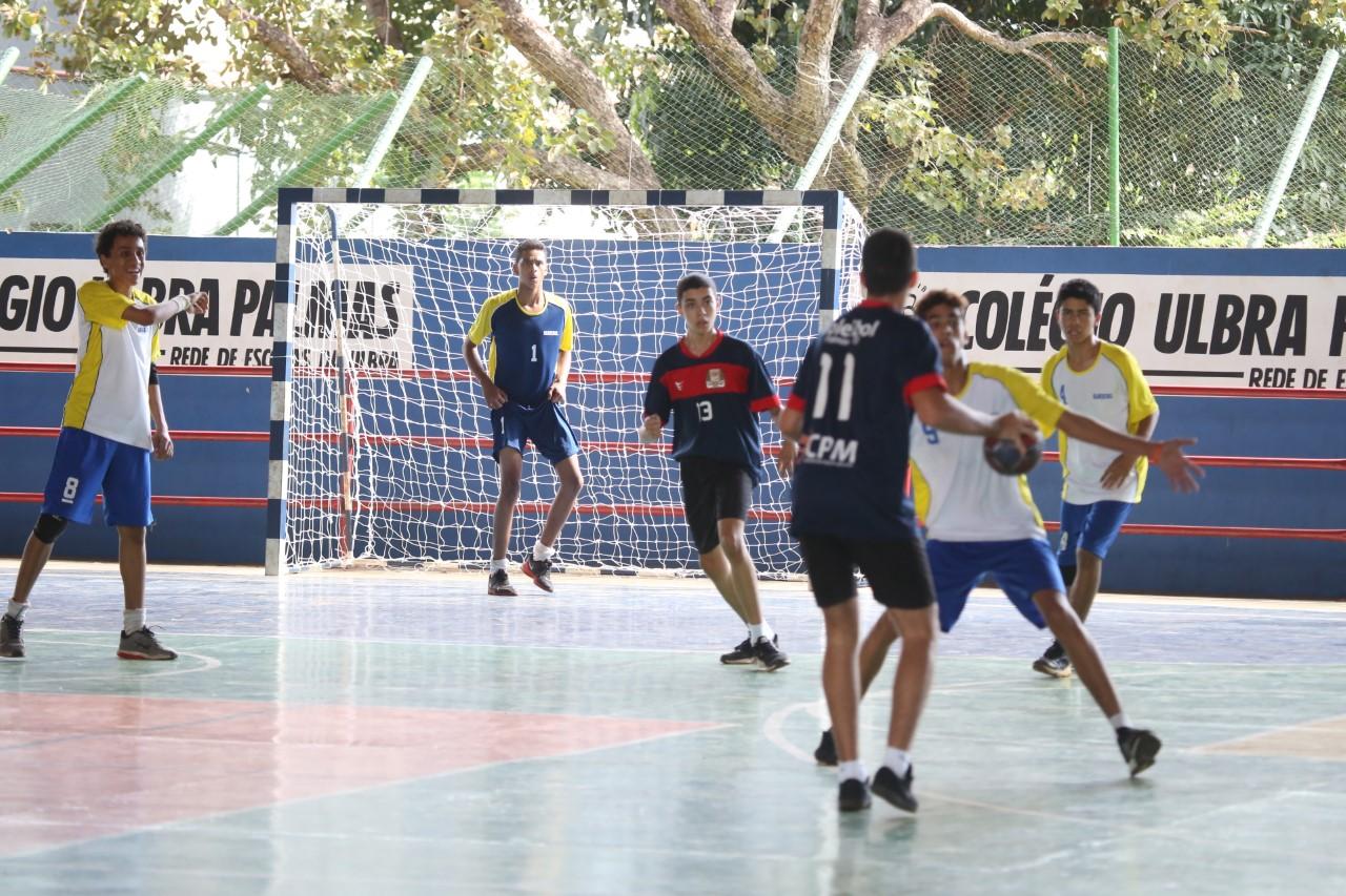 Definidos os campeões da regional de Palmas dos Jogos Estudantis do Tocantins