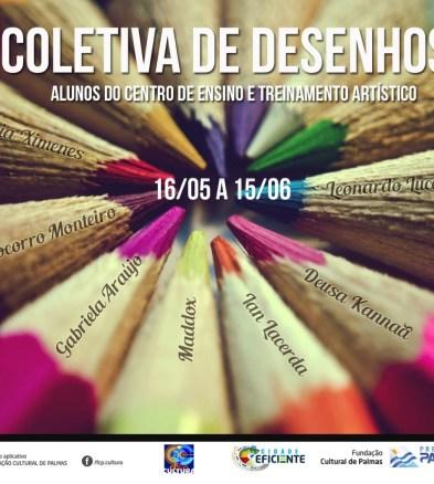 Fundação Cultural promove Exposição Coletiva de Desenhos dos alunos do Ceta ba21b187997a5