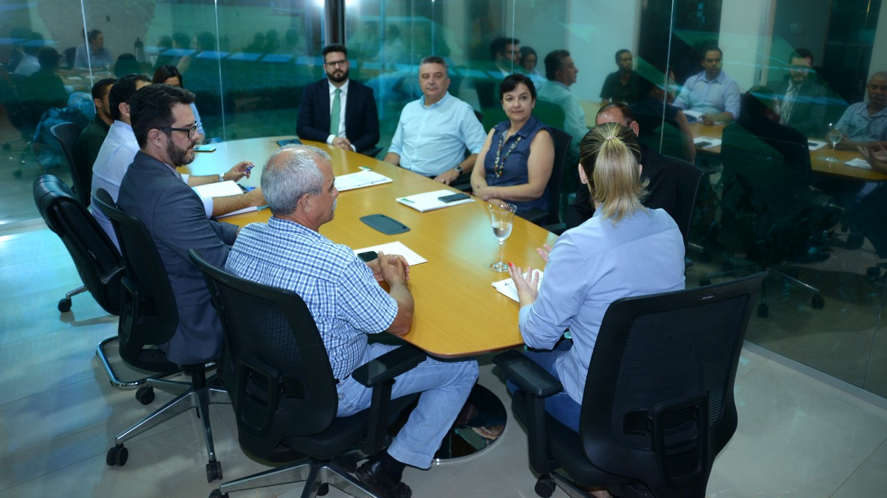 Prefeitura de Palmas regulariza imóvel empresarial e áreas públicas do Setor Industrial; medida possibilitará novos investimentos na Capital