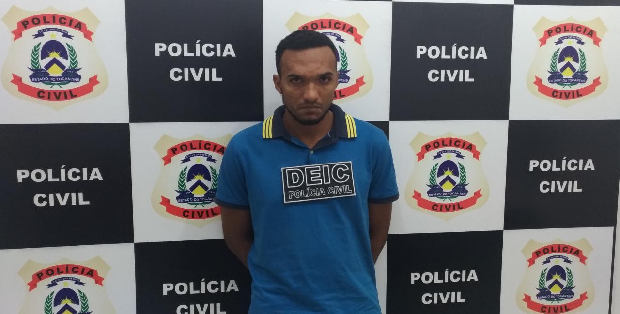 Homem suspeito de roubo a banco é preso pela Polícia Civil no Sul do Estado