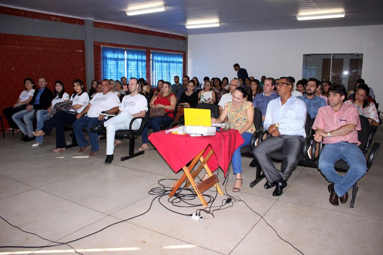 Projeto Letramento Científico é lançado em Gurupi para alunos da rede municipal de ensino