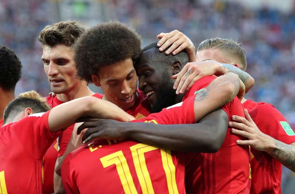 Bélgica deslancha no 2º tempo e bate o Panamá na Copa