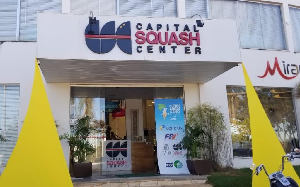 Squash: quarta etapa do Circuito Profissional – NSB começa nesta quinta-feira em Brasília