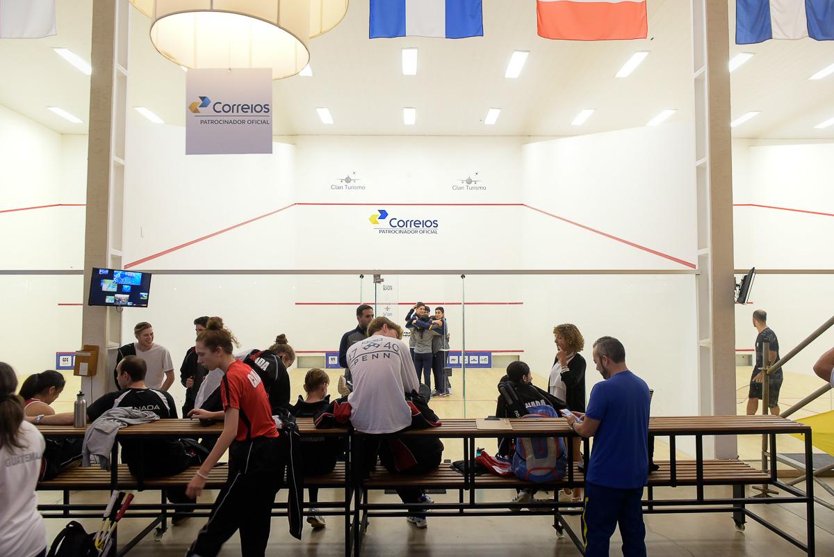 Squash : Mexicano e paraguaia são campeões do XVI Pan-Americano Juvenil em Brasília