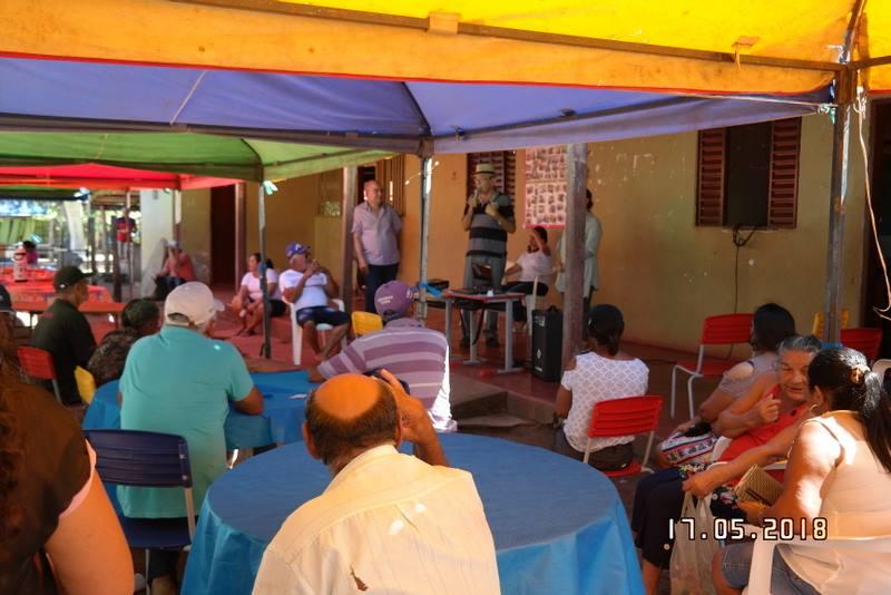 PA Macaúba recebeu o Governo Itinerante de Pium, em ação liderada pelo prefeito Valdemir Barros