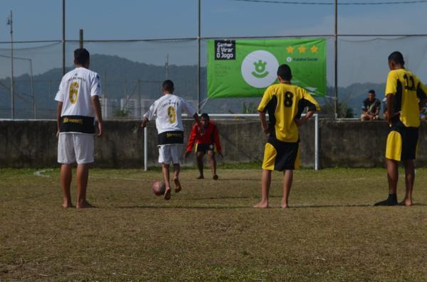 Chuvas no Rio de Janeiro alteram local de etapa do Circuito Futebol Social neste sábado (16)