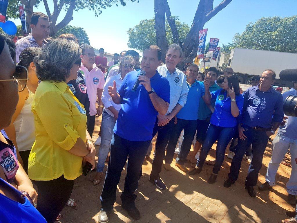 Em Guaraí, Vicentinho ressalta que Prodivino priorizará micro e pequenos empresários