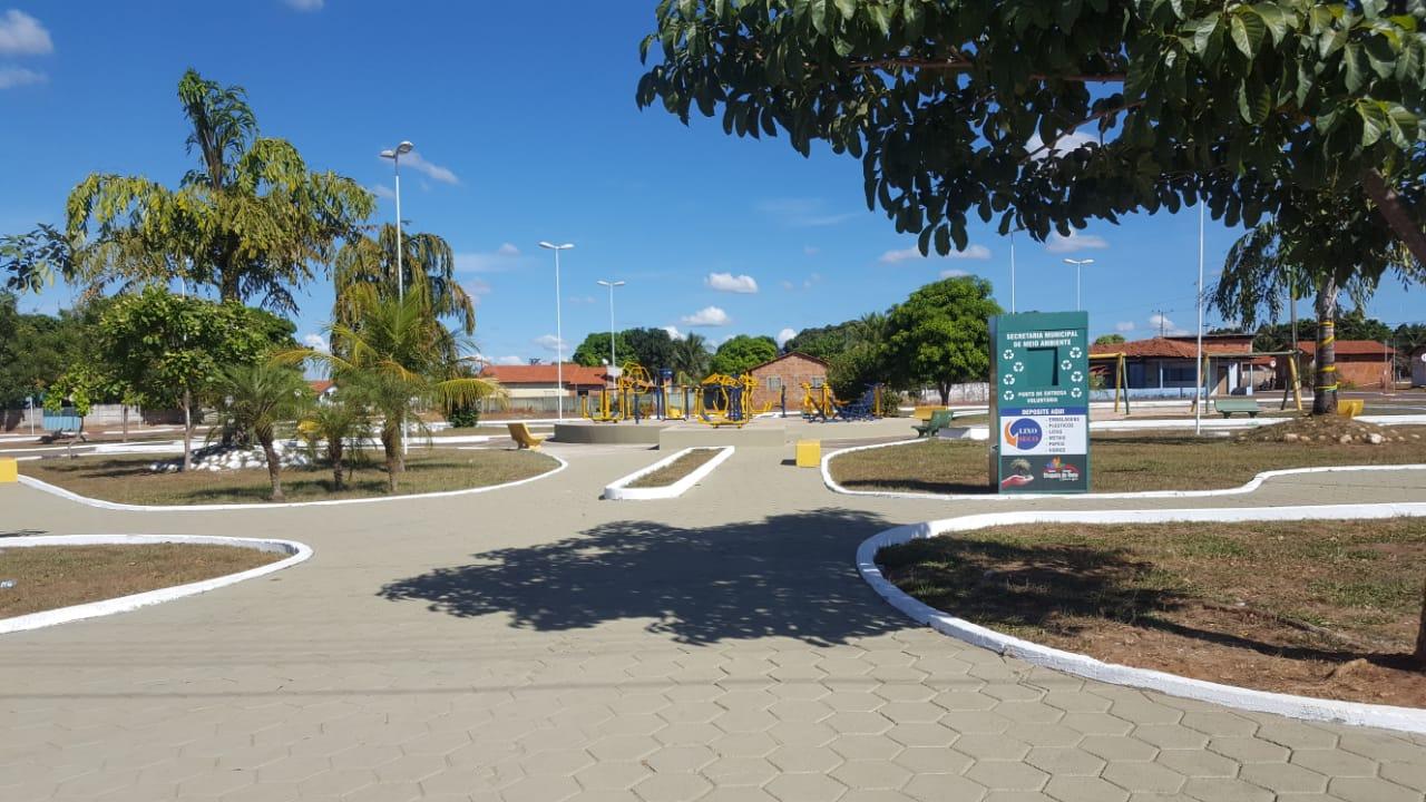 Prefeitura de Chapada de Areia protocola questionário do ICMS Ecológico referente a 2018