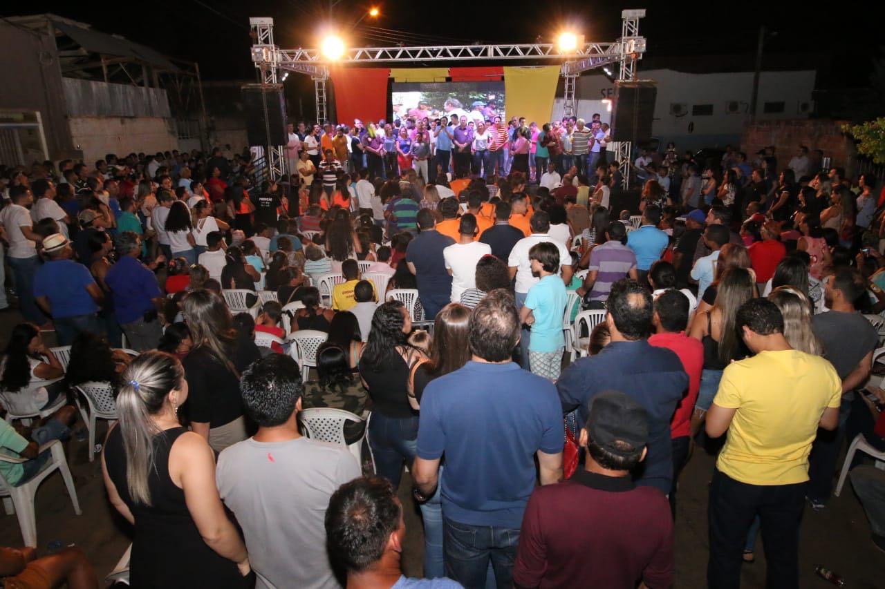 Prefeitos do PSDB confiantes em grande vitória de Carlesse
