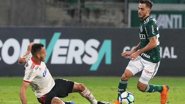 """Em seu melhor momento no Palmeiras, Hyoran faz balanço do 1º semestre e avalia pausa para a Copa: """"Voltar com força total"""""""