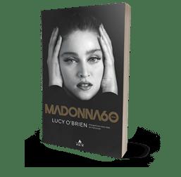 Editora Agir lança o livro Madonna 60, que celebra os sessenta anos da rainha do pop