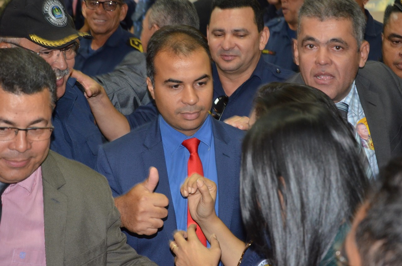 Felipe Martins volta favorável para garantir direitos da Guarda Metropolitana de Palmas