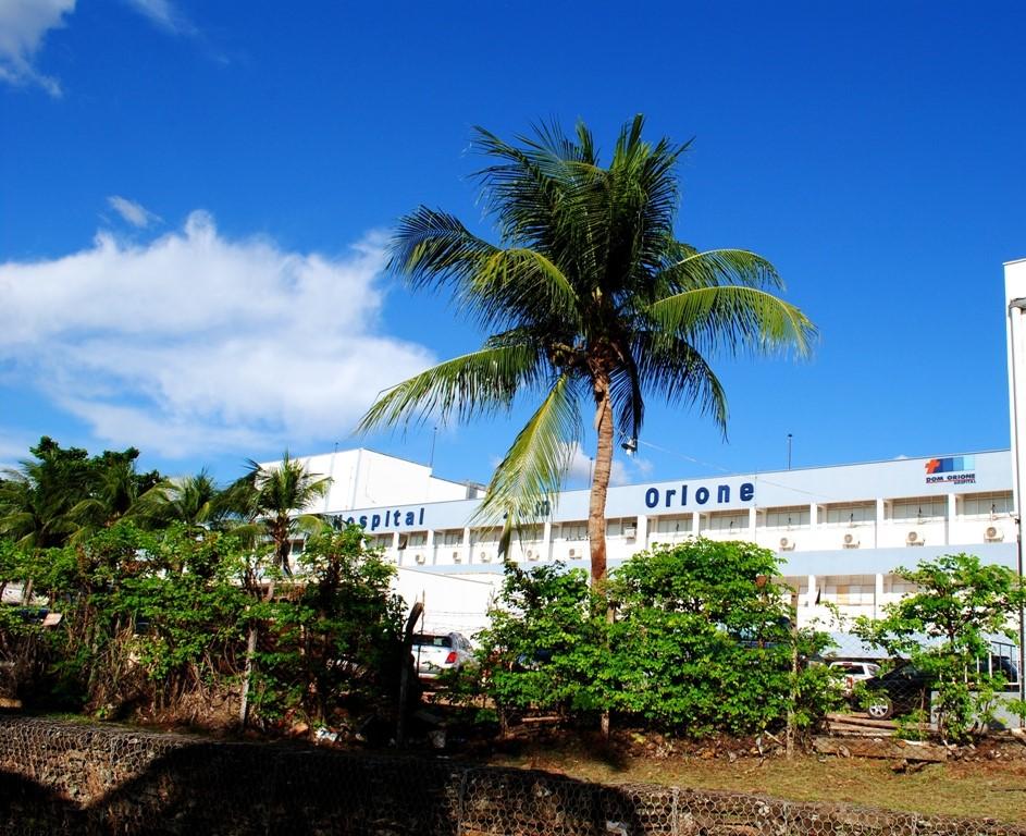 Hospital Dom Orione é referência em gestão ambiental