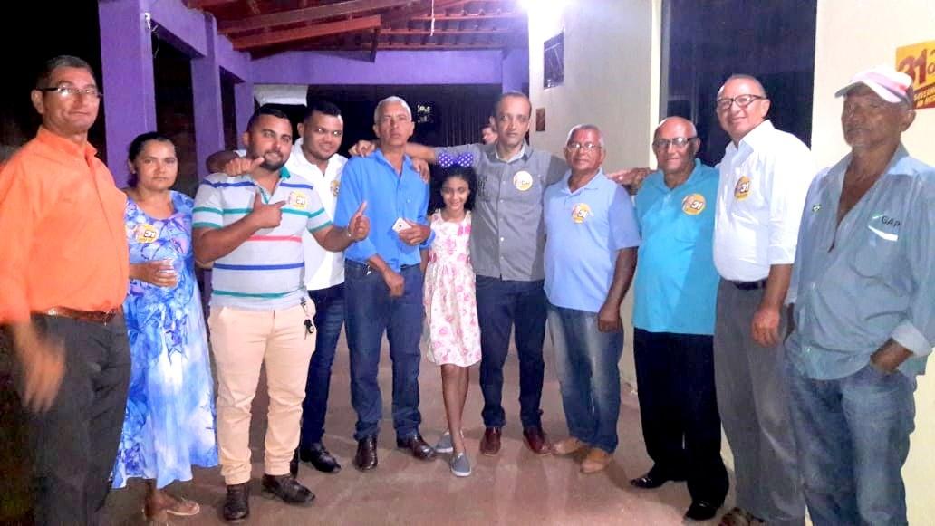 """Vice-prefeito de Pindorama defende eleição de Carlesse; """"momento é de eleger o melhor para o Tocantins"""""""