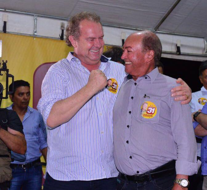Lázaro Botelho elogia Carlesse por intenso trabalho de busca por recursos para o Tocantins