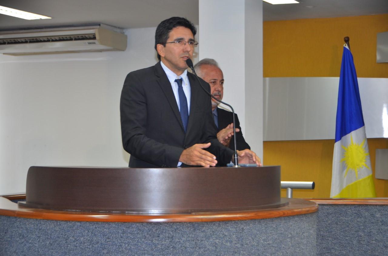 Prof. Júnior Geo comemora criação da promotoria de Justiça Regional Especializada na área de Educação