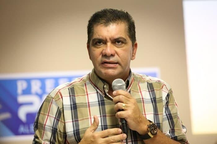 Amastha anuncia apoio à reeleição da prefeita de Palmas, Cinthia Ribeiro