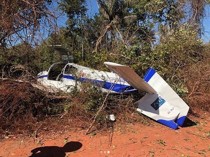 Avião com ex-governador do Piauí Wilson Martins faz pouso forçado em Timon