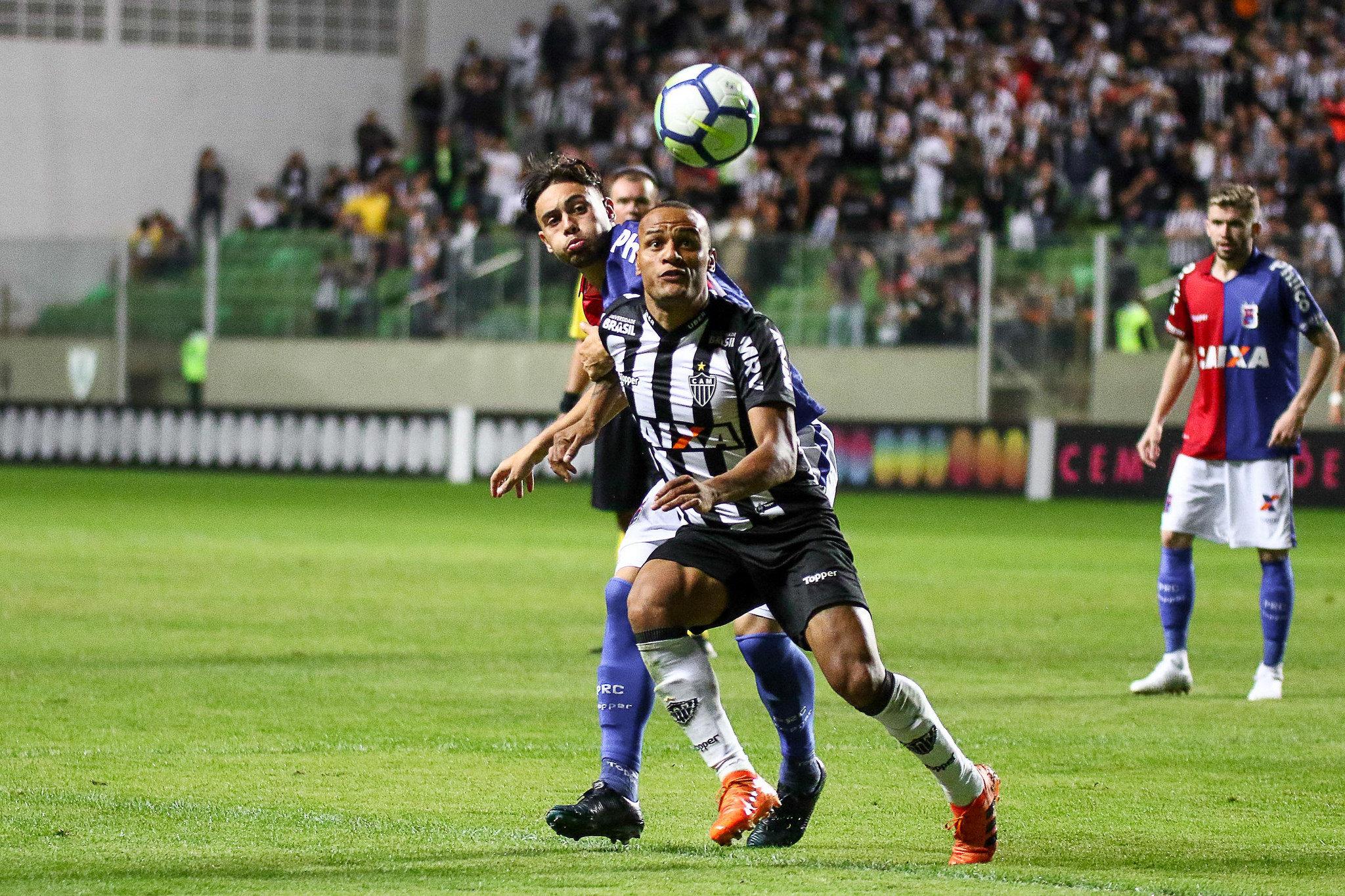 Patric valoriza vitória sem sofrer gols do Galo e projeta duelo com antigo rival