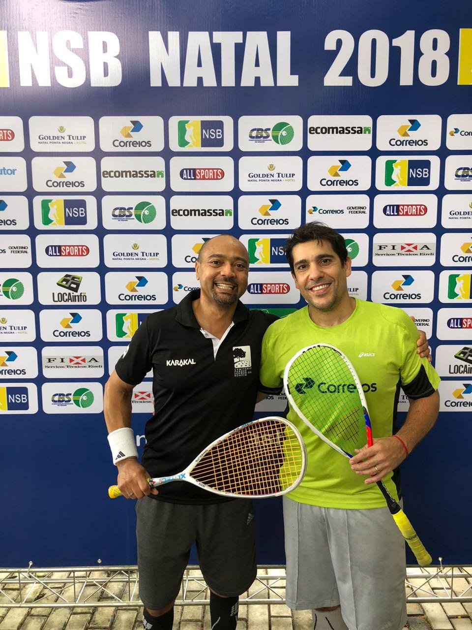 Circuito de Squash Profissional – NSB chega à final neste domingo (22), em Natal