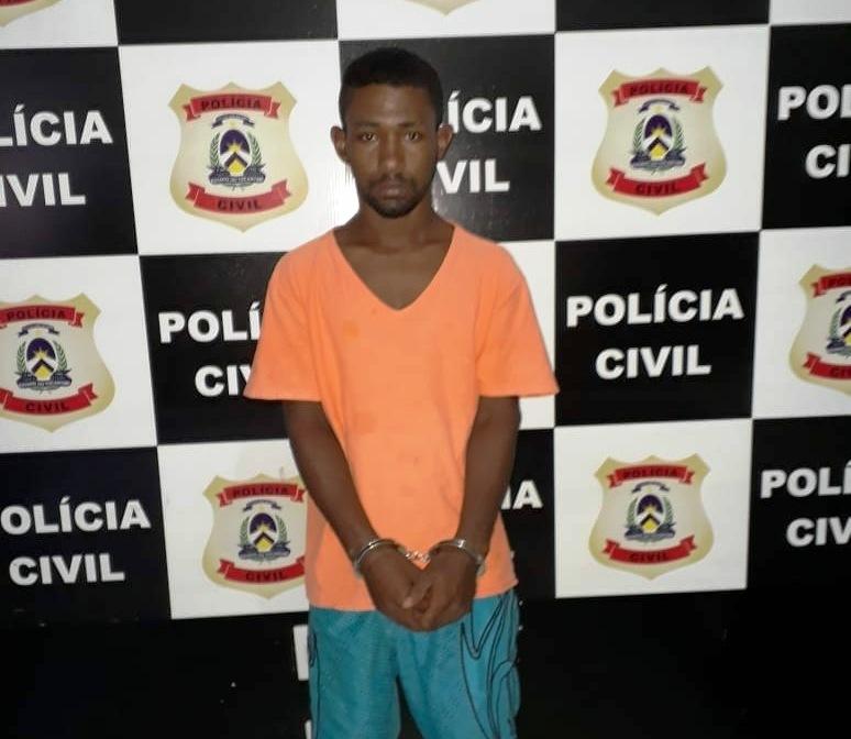 Acusado de roubar e agredir vítimas em Paraíso é preso pela Polícia Civil