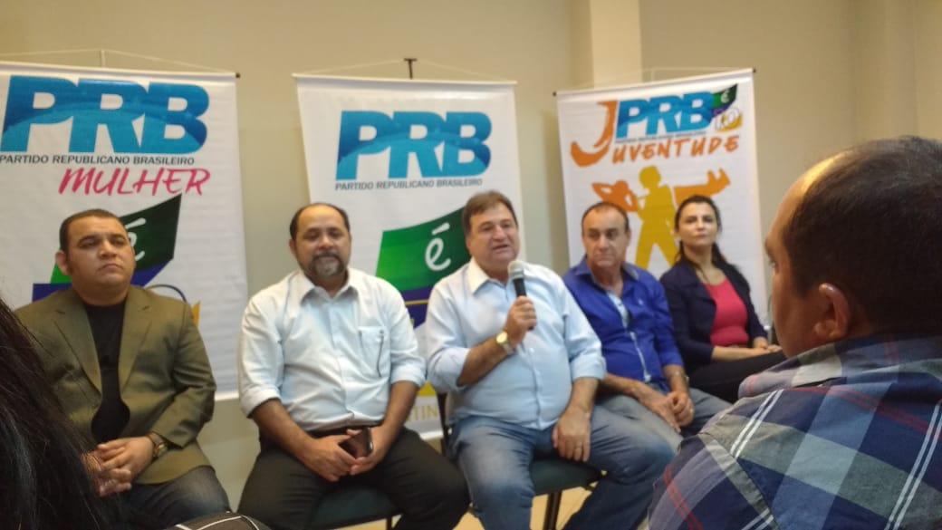 Ex-vereador de Paraíso (TO) Romilson Ribeiro anuncia pré-candidatura a deputado estadual