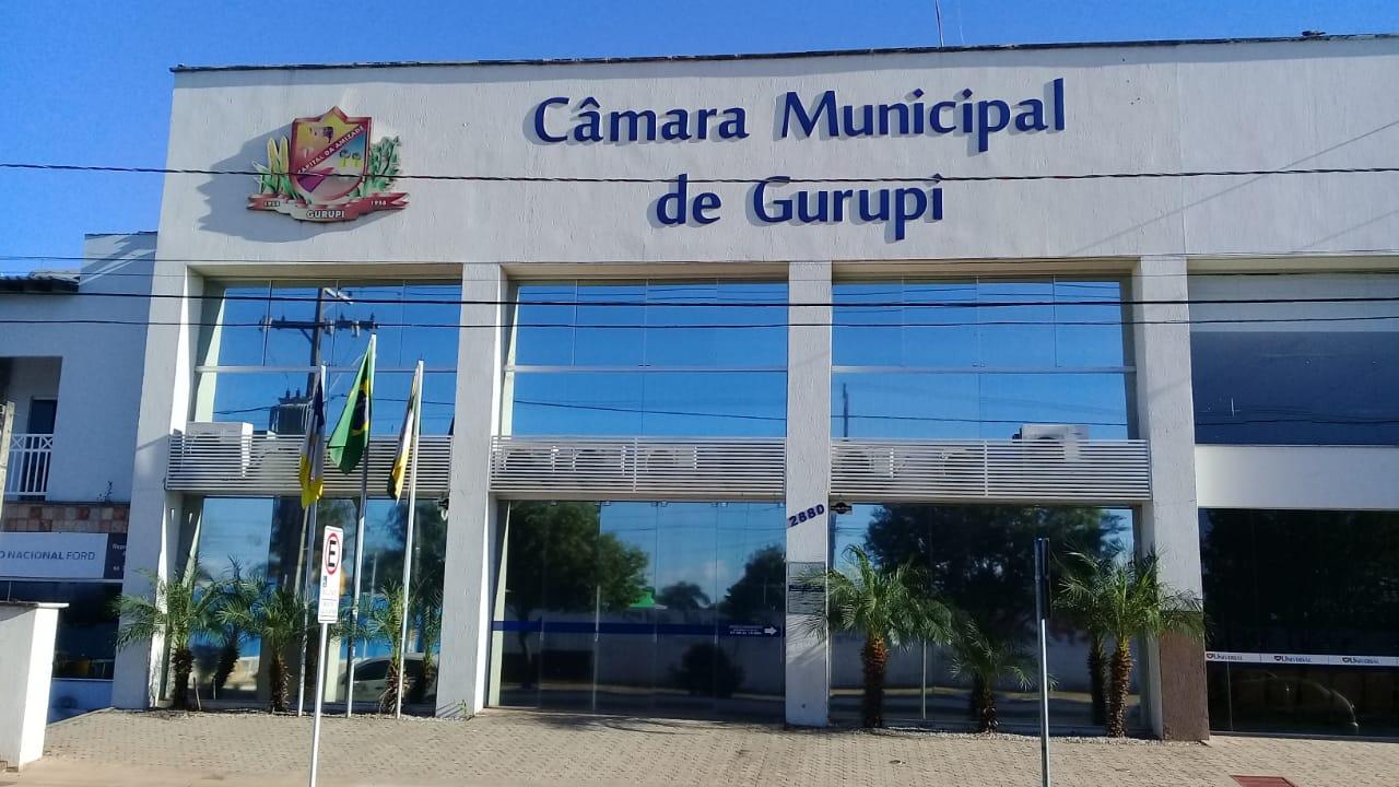 Câmara Municipal de Gurupi entra em recesso na próxima segunda-feira, 14