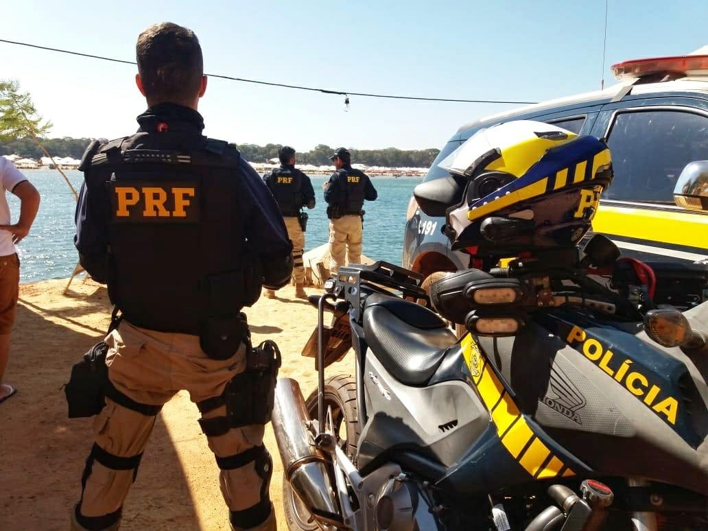 PRF divulga balanço parcial da Operação Balneário 2018 no Tocantins