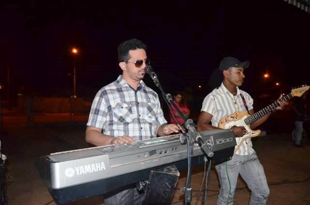 Sexta Cultural recebe Shows de Robson Lima e Bathone Ferreira