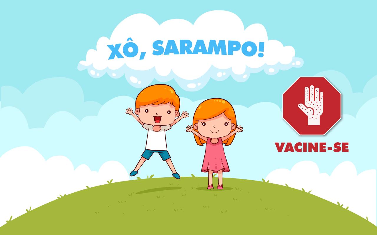 Saúde de Palmas alerta sobre o monitoramento de casos suspeitos de sarampo
