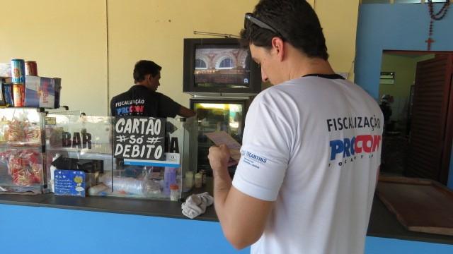 """Procon/TO inicia campanha """"Praia consciente é mais legal """""""