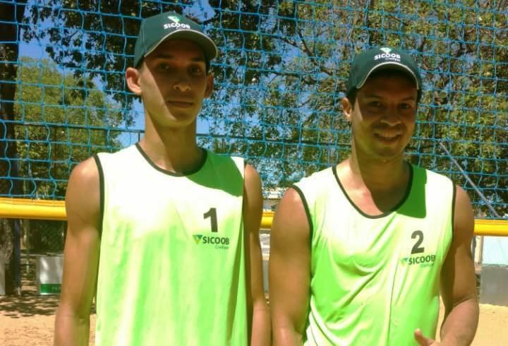 Definidas as duplas campeãs da 3ª Etapa do Circuito  de Vôlei de Praia